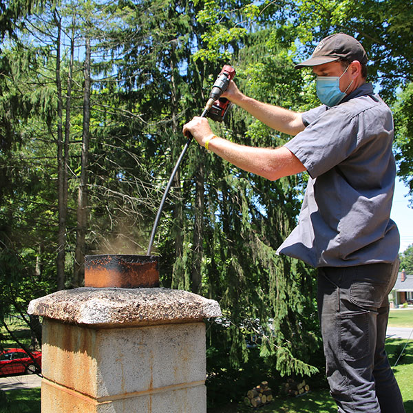 Professional Chimney Sweep in Lewiston, NY