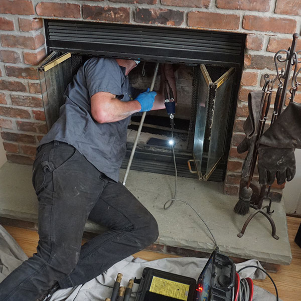 chimney cleaning & inspection in buffalo ny